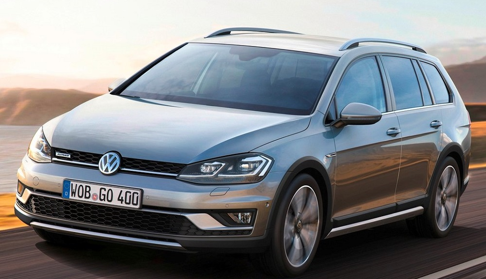 Ремонт Хэтчбека Volkswagen Golf Alltrack VII 5 door